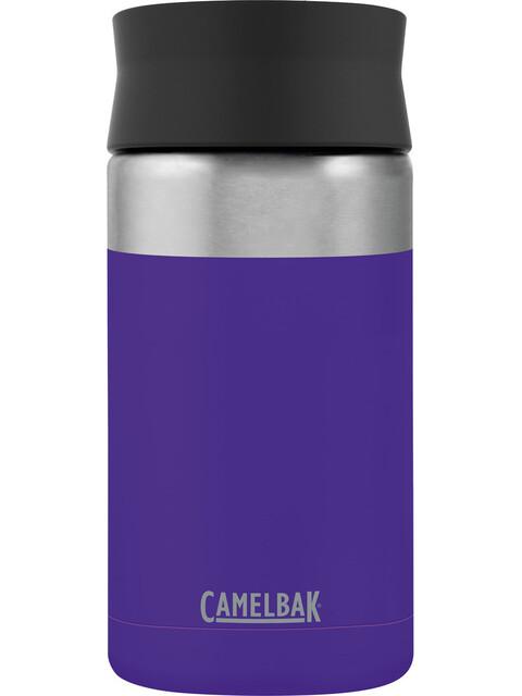 CamelBak Hot Cap Vacuum Insulated Stainless Bottle 400ml iris